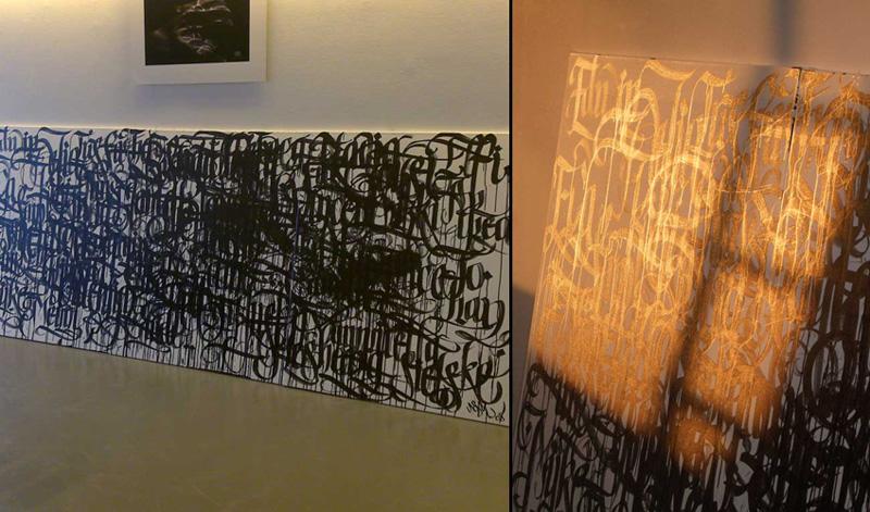 cuadros de graffiti